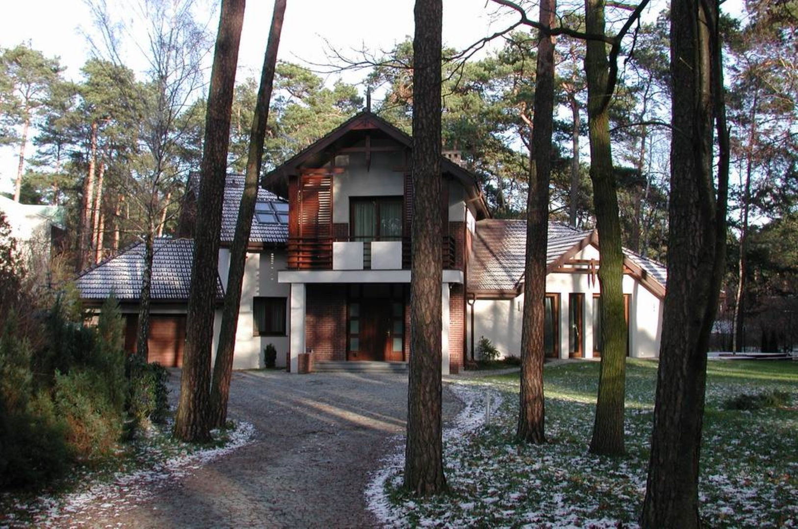 Dom prywatny jednorodzinny